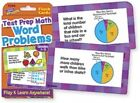 CHALLENGE CARDS TEST PREP MATH GR 1-3 WORD PROBLEMS. TREND. Free Delivery