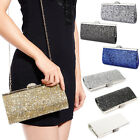 Anladia Sac Main Soiree BLING Besace Elégant Pochette Eclate Fermoir Look Mode