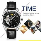 TEVISE 795a Business Men Hollow Out Mechanical Stainless Steel Wristwatch RTWristwatches - 31387
