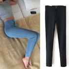 Slim Jeans For Women Skinny High Waist Jeans Woman Blue Denim Pencil Pants