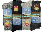 1 Mens PENNINE WALKER Wool Rich THERMAL Walking Boot Socks UK 6-11