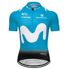 Men's Bicycle Team Road Bike Clothes Jersey Short Sleeve Bib Shorts Suits Cool