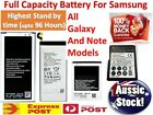 TOP OEM Battery for Samsung Galaxy Note 9 8 5 4 S3 S4 S5 S6 S7 S8 Plus S9 S10e
