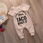 US Funny Baby Romper Outfit