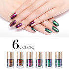 NICOLE DIARY 9ml Chameleon Nail Polish Iridescent Sequins Glitter Varnish Decor