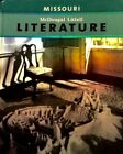 McDougall Littel Literature Books-Pick the one you want