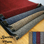 HEAVY DUTY NON SLIP RUBBER BARRIER MAT LARGE SMALL RUGS BACK DOOR HALL 60x120
