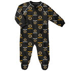 Boston Bruins Baby Infant Zip-Up Coverall Sleeper