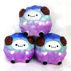USStock 10CM Sheep Cream Scented Squishy Slow Rising Squeeze Kid Toy Phone Charm