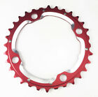 Aerozine Chain Ring 7075T6 CNCMachined 3x10 speed BCD104/64mm/42 -32-24T Shimano