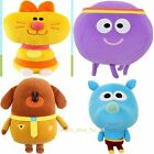 Hey Duggee CBeebies Cat Soft Plush Toy Talking Squirrel Betty Kids Baby or Gift