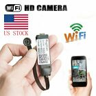 720P HD Mini Wireless WIFI IP Camera Hidden Pinhole DIY Module Cam DVRs NVRs
