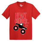 Heart Crusher - Valentines Day love heart flowers Cupid Toddler/Infant T-shirt