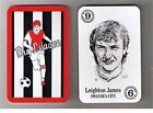 BERTCORD Big League Single Football Card Swansea City - VARIOUS