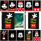 Disney Mickey Minnie Mouse Hard Metal Case Cover For Apple iPad Pro Air Mini 234