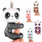 Baby Finger Panda Sound Monkey Motion Hanger Interactive Electronic Pet Toy Gift