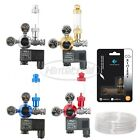 Aquarium DICI Dual Gauge CO2 Solenoid Regulator System Horiazontal Thread Set