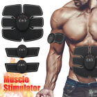 Smart ABS Muscle Arm Waist Magic EMS Training Gear Body Exerciser Simulation USA image