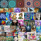 5D Diamond Painting Embroidery Cross Crafts Stitch Kit Home Art Decor DIY Gift