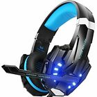 BENGOO G9000 Stereo Gaming Headset for PS4 PC Xbox One Controller Noise Over Ear