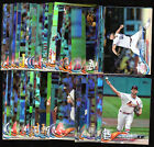2018 TOPPS SERIES 1 RAINBOW FOIL PARALLEL 1-175: COMPLETE YOUR SET YOU PICK
