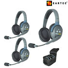 Eartec Wireless Headset UltraLITE UL series HD Ver. Single Double Headsets