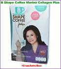 JINTARA B Shape Coffee Marine Collagen Plus Low Fat No Cholesterol Weight Loss