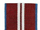 """MEDAL RIBBONS FULL SIZE & MINIATURE SOLD BY 10"""" LENGTH, NEW, BRITISH, NATO, UNBritish - 67580"""