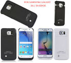 4200 mAh Rechargeable Extended Battery Power Bank Charger Case SAMSUNG GALAXY S6