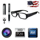 Mini HD Spy Camera Glasses 720P Hidden Sunglasses Cam & MINI 1080P PEN CAMERA US $8.2 USD on eBay