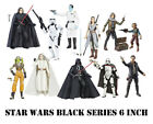 Star Wars Black Series 6 inch NIB - You Pick - Luke, Vader, Stormtrooper, MORE! $8.99 USD