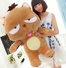 55-85CM Korean Super Cat Dinga Master's Sun Doll Plush Toy Christmas Gift