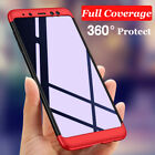 For Samsung A8 Plus 2018 Shockproof 360° Full Protect Hybrid Armor Case Cover