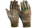 Cabelas Gloves Unlined Gripper-Dot II Camoskinz Camo Realtree Xtra   L   XL  2XL