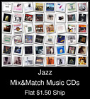 Jazz(12) - Mix&Match Music CDs U Pick *NO CASE DISC ONLY*