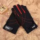 Breathable Anti-slip Gloves Full Finger Autumn Cycling Racing Gloves LS