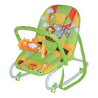 Baby Rocker Bouncer Reclining Chair Game and Relax 0+ Months