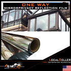 Внешний вид - Window Film Reflective Insulation One Way Mirror Tint Solar Privacy Sticker