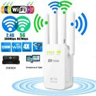 5g router - 1200Mbps 2.4/5G Wireless Dual Band Range Extender WiFi Repeater Router US STOCK