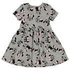 MINNIE MOUSE: 2018 JERSEY  DRESS,2/3,3/4,4/5,5/6,7/8YR, NEW WITH TAGS