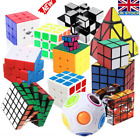 UK Magic Cube Speed Twist Puzzle Classic Brain Game ABS Ultra-smooth Toy Gifts