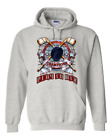 Gildan Hoodie Pullover Sweatshirt Hockey Play To Win