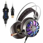 NiUB5 PC65 Glowing Gaming Headset 2017 Fashion Super Bass 3D Immersive 7.1