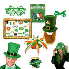 St. Patrick's Day Fancy Dress Costume - Paddy's Party Irish Leprechaun Accessory