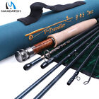Внешний вид - Maxcatch Traveler Rod 4/5/6/7/8/9wt 9ft 7pcs IM10 Carbon fiber Fly Fishing Rod