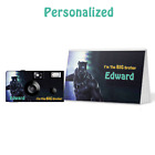 I'm The Big Brother Gift Disposable Camera & Photo Album-Black Panther (PK121)