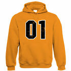 Charger 01, Mens Hemi Muscle Car Hoodie, Gift for Him Dad