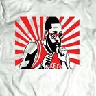 HOUSTON ROCKETS JAMES HARDEN CUSTOM ART OLDSKOOL FULL FRONT OF SHIRT** on eBay