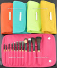12 pcs Makeup Brush Set Pink Panther Summer Peru Tomato Shadow Foundation #831