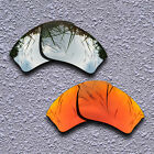 Polarized Replacement Lenses For-Oakley Half Jacket XLJ Multiple Options